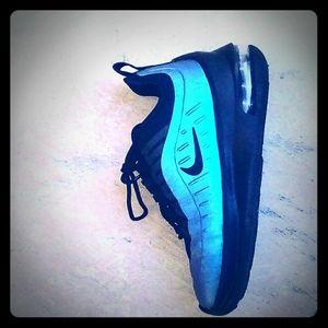 Galaxy Nikes shoes